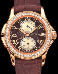 Часы от Patek Phillipe Travel Time
