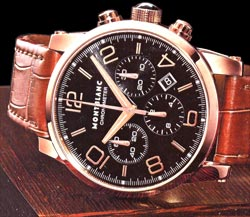 Часы от Mountblack TimeWalker Chronograph Automatic