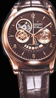 Часы от Zenith
