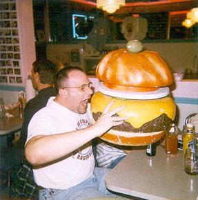 как едят худые