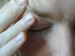 Секс снимает головную боль