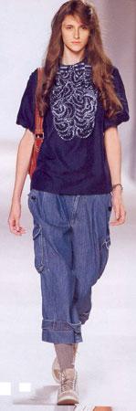 Модные джинсы 2007 от Marc by Marc Jacobs