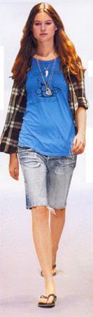 Модные джинсы 2007 от DKNY