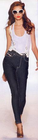Модные джинсы 2007 от Diesel