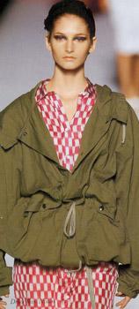 Модные куртки 2007