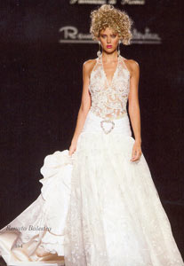 Свадебная мода Renato Balestra