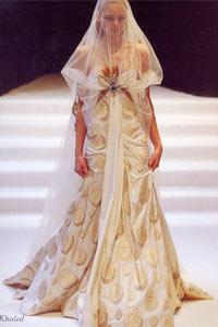 Свадебная мода Khaled