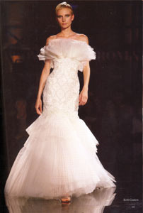 Свадебная мода Sarli Couture
