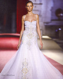 Свадебная мода Abed Mahfouz
