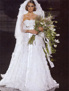 Свадебная мода Zuhair Murad
