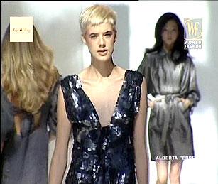 Модные причёски 2007