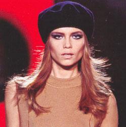 Шляпка от Versace