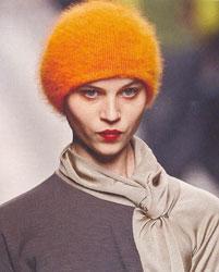 Шляпка от Antonio Maraas