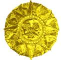 Солнце и золото
