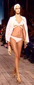 Модные купальники от Hermes