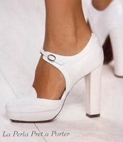 Туфли от La Perla Pret a Porter