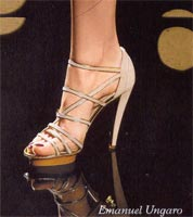 Туфли от Emanuel Engaro