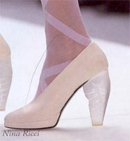 Туфли от Nina Ricci