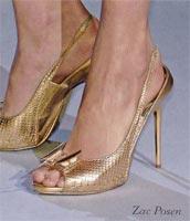 Туфли от Zac Posen