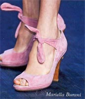 Туфли от Mariella Burani